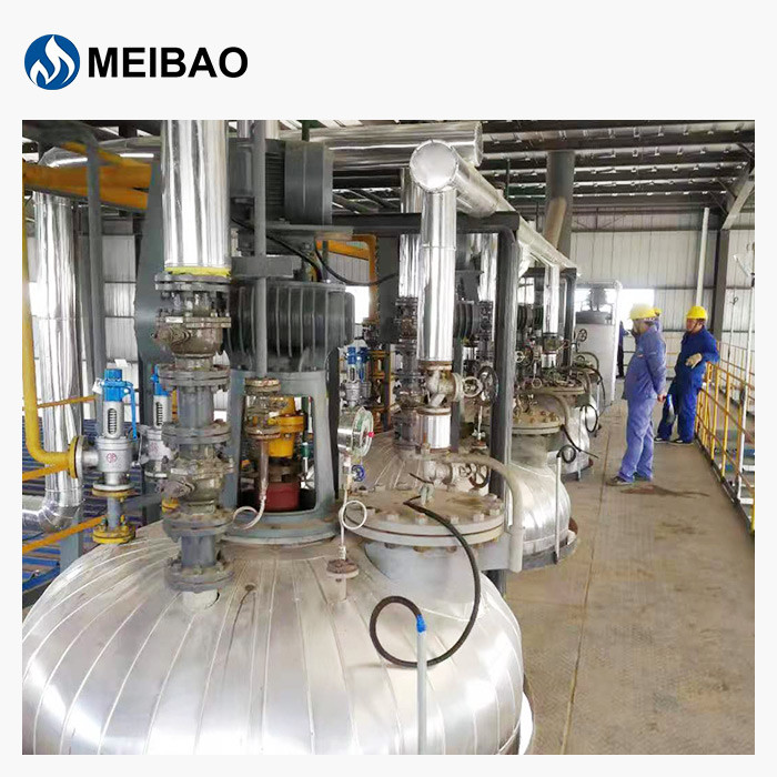 Turnkey Wet Process Liquid Sodium Silicate Production Line with High Quality