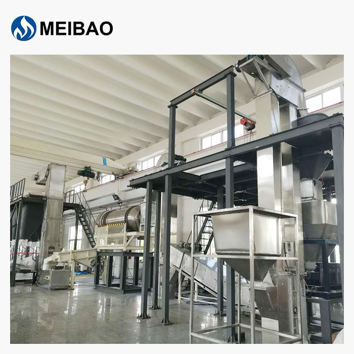 Post Blending Detergent Powder Production Line with Low Price