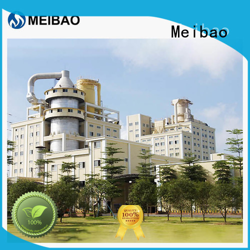 Meibao detergent powder production line supplier for daily chemical