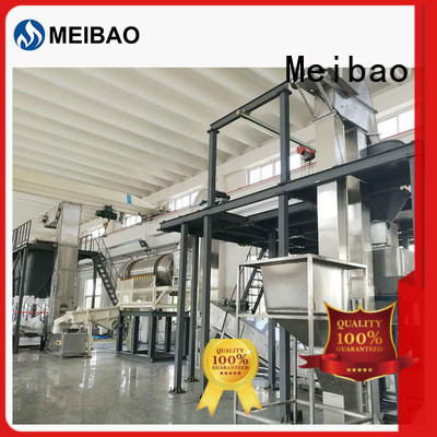 Meibao washing powder making machine for business for daily chemical