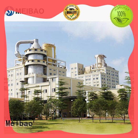 Meibao washing powder making machine supplier for detergent industry