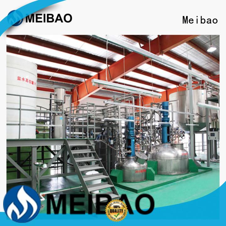 Meibao liquid detergent making machine wholesale for toilet liquid