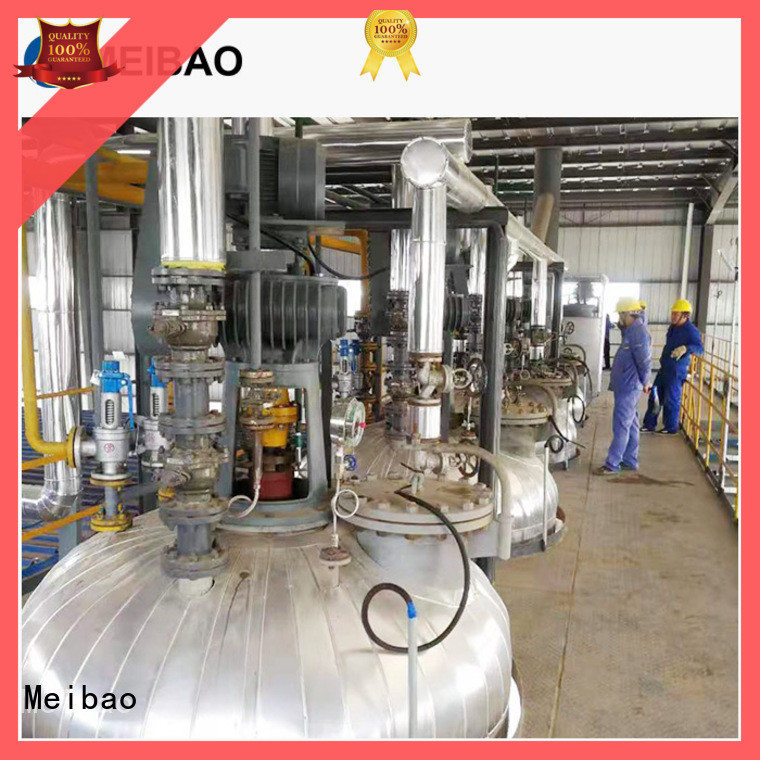 Meibao reliable sodium silicate production plant factory for daily chemical