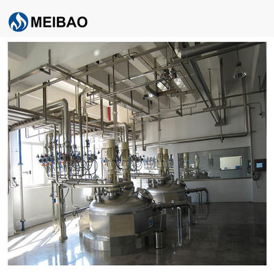 Automatic Liquid Detergent Production Line with Turnkey Project
