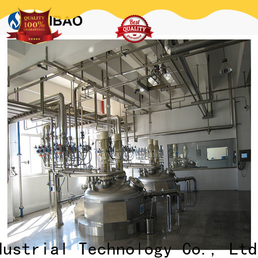 Meibao liquid detergent plant factory for toilet liquid
