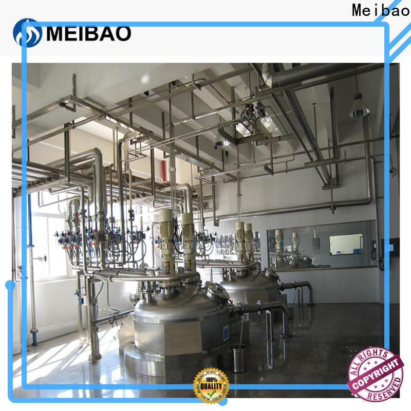 Meibao reliable liquid detergent plant company for dishwashing liquid