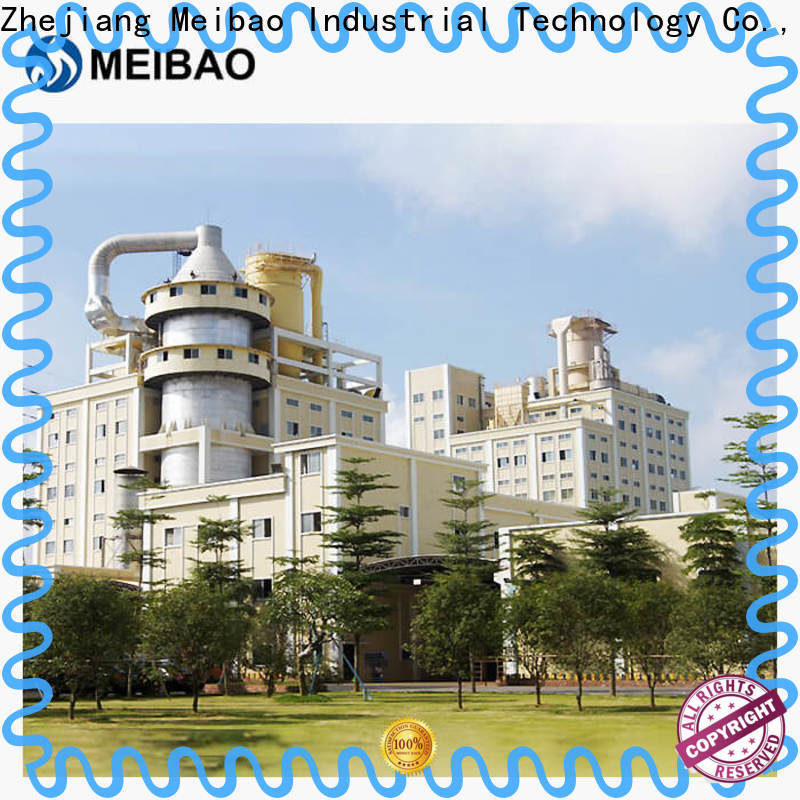 Meibao professional washing powder production line machine manufacturer for daily chemical