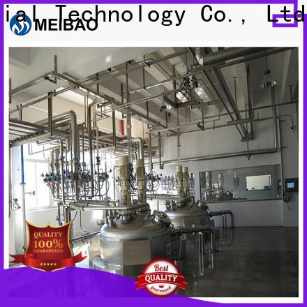Meibao liquid detergent production line company for shampoo