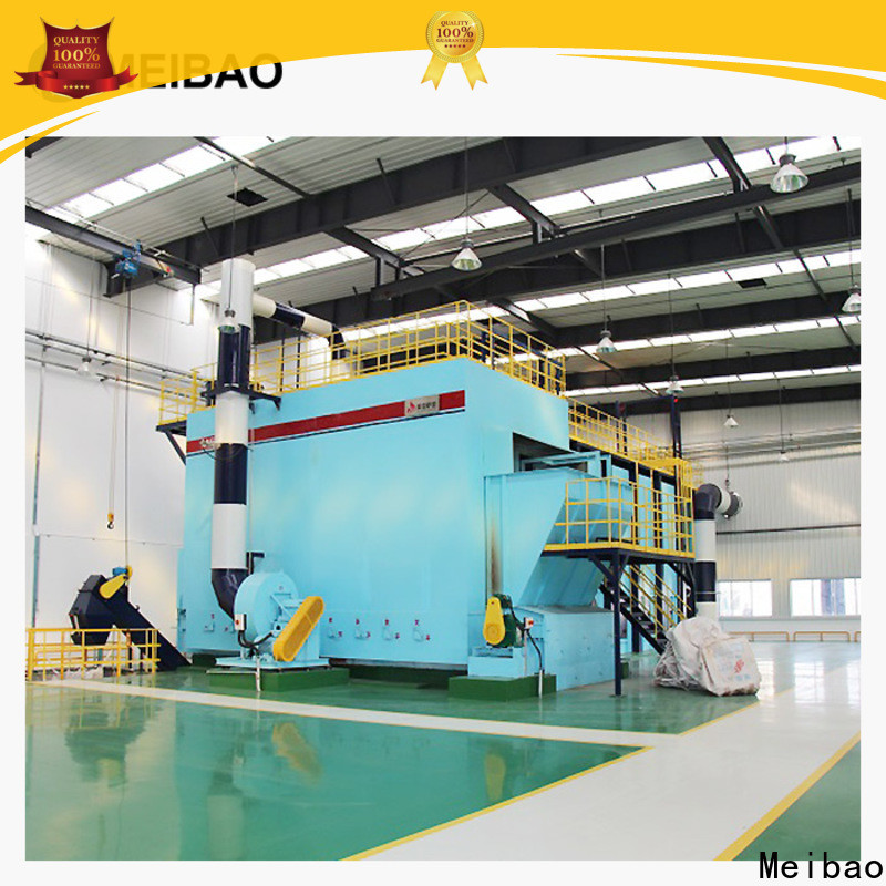 Meibao efficient hot air furnace factory for building materials