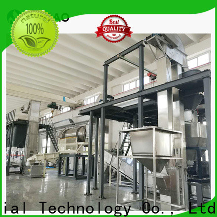 Meibao popular detergent powder plant factory for detergent industry