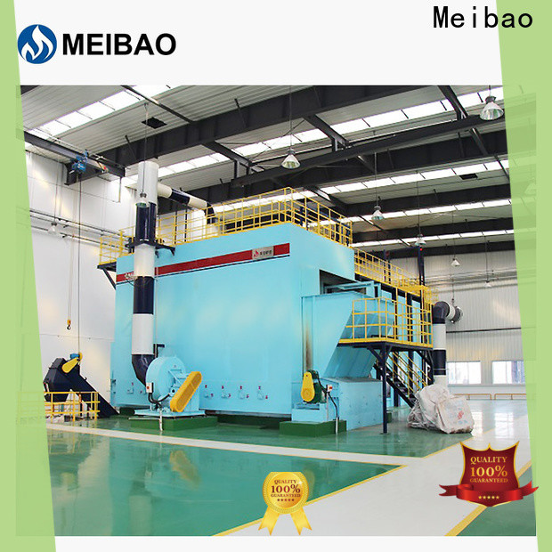 Meibao reliable hot air furnace supplier for chemicals