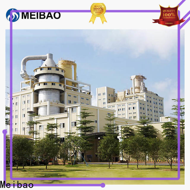 Meibao laundry detergent powder production line supplier for detergent industry