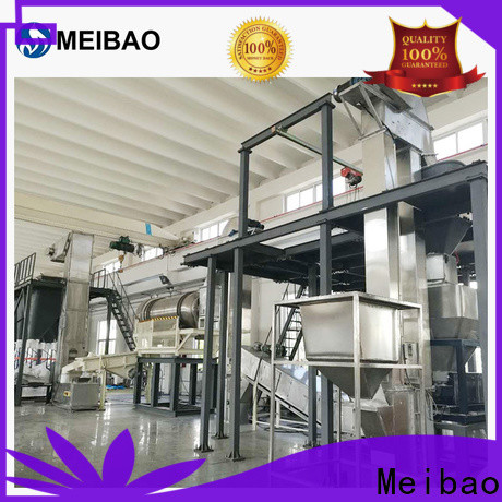 Meibao professional laundry detergent powder production line wholesale for daily chemical